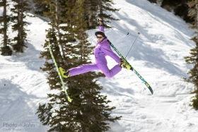 PJ-ski-purple-daffy