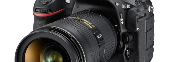 Nikon D810 DSLR Offers Better Image Quality Than D800E