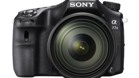 Sony Alpha A77 II Action DSLR Sets New Performance Standard
