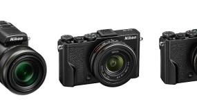 New Nikon DL-Series Premium Compact Cameras