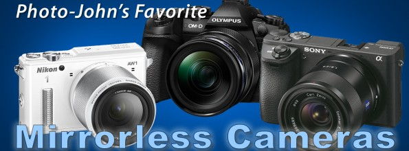 Mirrorless Camera Buying Guide – My Favorite Cameras