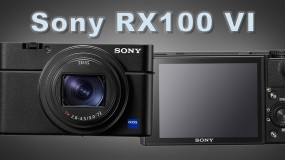 Sony RX100 VI Professional Pocket Camera