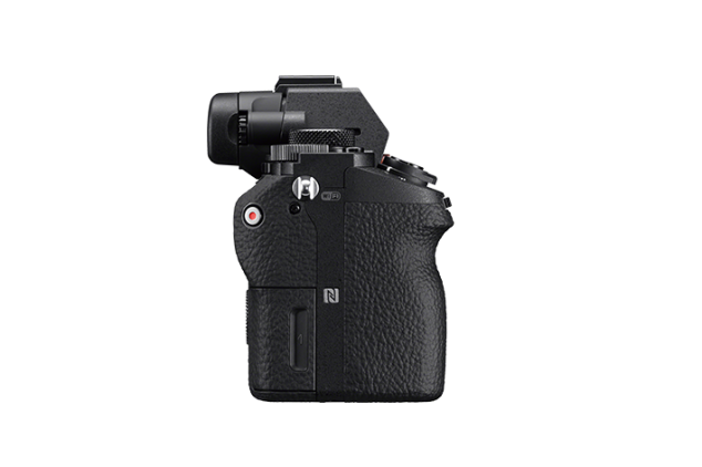 Sony Alpha A7 II - Right Side With Updated Grip – Photo-John | Photo ...