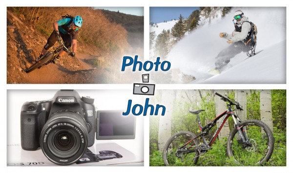 Photo-John professional photography services - outdoor, action sports, adventure and product photography.