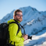 Photo-John In The Wasatch Mountains