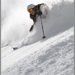 Ski and Snowboard Photos: Spring Powder Beauty