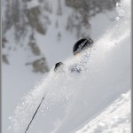 Ski and Snowboard Photos: Steep & Deep