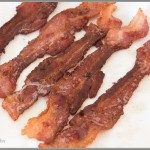 Bacon On Paper Towel