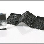 Smart Phone Keyboard Product Photo