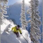Ski and Snowboard Photos: Bluebird Powder Day At Alta