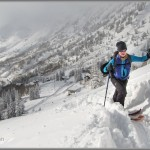 Ski and Snowboard Photos: Alta Splitboard Touring