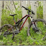 Rocky Mountain Altitude Mountain Bike