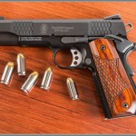 Custom Smith & Wesson 1911 Handgun