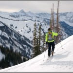 Ski and Snowboard Photos: Grizzly Gulch Touring
