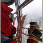 Ski and Snowboard Photos: Snowbird Tram