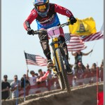 Mountain Bike Photos: Jill Kintner - 2013 Sea Otter Classic Pro Dual Slalom