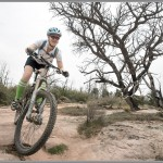 Mountain Bike Photos: Jenni On the Guacamole Trail
