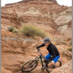 Mountain Bike Photos: Jem Trail Berm Shot