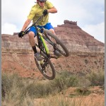 Mountain Bike Photos: Anti-Gravity On Jem Trail