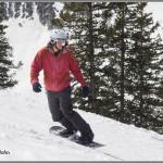 Dave Iltis Snowboarding - 2014 Brighton Closing Day