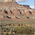 Mountain Bike Photos: Hurricane Rim Trail