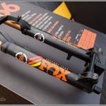 New Fox 36 RC2 Air Fork - 2014 Sea Otter Classic