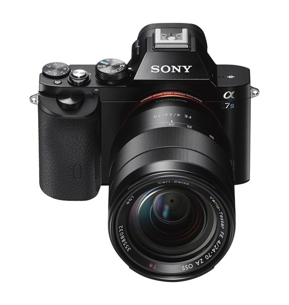 Sony Alpha A7S With 24-70mm f/4 OSS Zeiss Lens