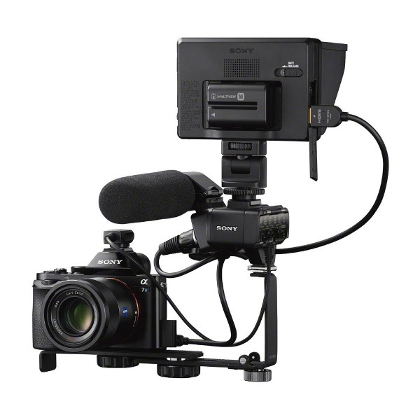 Sony Alpha A7S With Pro Vide Rig