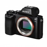 Sony Alpha A7S With 12-MP Full-Frame Sensor