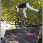 BMX Box Jump Action - Fezzari Bicycles