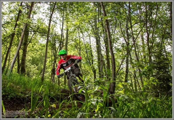 Aaron Crowder - 2014 Sundance Showdown Super-D Race