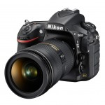 Nikon D810 36-MP Full-Frame DSLR