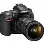 Nikon D810 - Right Front