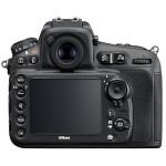 Nikon D810 - Rear View