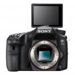Sony Alpha A77 II Digital SLR - Articulated LCD