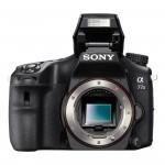 Sony Alpha A77 II DSLR - Pop-Up Flash
