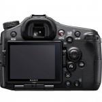 Sony Alpha A77 II Digital SLR - Rear View