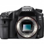 Sony Alpha A77 II - 24.3-MP APS-C CMOS Sensor