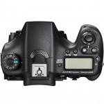Sony Alpha A77 II DSLR - Top View