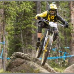 Cecile Ravanel - Colorado Enduro World Series