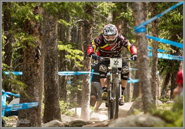 Aurelien Giordanego - Colorado Enduro World Series