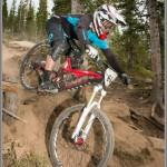 Brian Lopes - Trestle Downhill - Colorado Enduro World Series