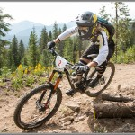 Anne Caroline Chausson - Colorado Enduro World Series