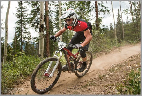 Brian Lopes - Colorado Enduro World Series