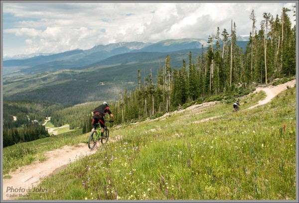 Winter Park Bike Park - Colorado