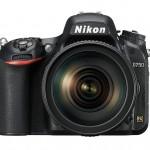 Nikon D750 - Front View