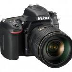 Nikon D750 Digital SLR - Front Right