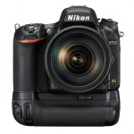 Nikon D750 DSLR With Grip