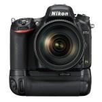 Nikon D750 DSLR With Grip