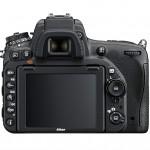 Nikon D750 DSLR - Rear